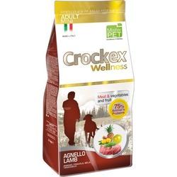 Crockex Wellness Сухой корм для собак мелких пород ягненок с рисом