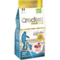 Crockex Wellness Сухой корм для собак мелких пород рыба с рисом