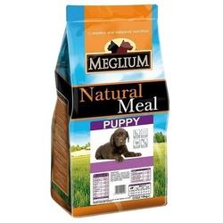 Meglium Сухой корм для щенков всех пород с курицей и говядиной