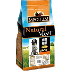 Meglium Сухой корм для активных собак Adult Sport Gold