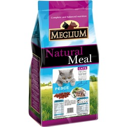 Meglium Сухой корм для кошек с чувствительным пищеварением рыба