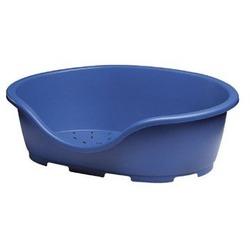 Marchioro Пластиковая лежанка для собак PERLA синяя