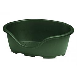 Marchioro Пластиковая лежанка для собак PERLA зеленая