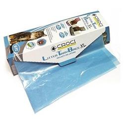 Croci Пакет XL для наполнителя в туалет для кошки 70x40 см