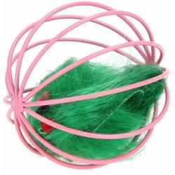 Smartpet Игрушка для кошек Мышь в металлическом шаре