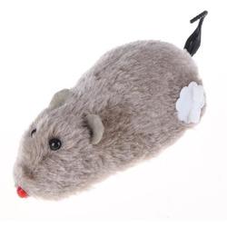 Антицарапки Игрушка для кошек Мышь заводная крупная