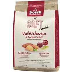 bosch Soft Maxi с кабаном и бататом полувлажный корм для собак