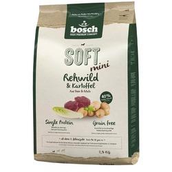 bosch Soft Mini с косулей и картофелем полувлажный корм для собак