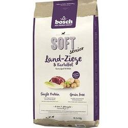 bosch Soft Senior с козлятиной и картофелем полувлажный корм для собак