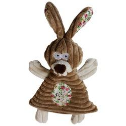 Smartpet Игрушка для животных Кролик вельвет, шуршащий с пищалкой
