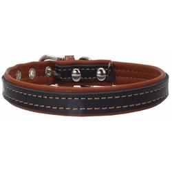 Smartpet Ошейник для маленьких собак Черно-коричневый