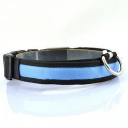 Smartpet Светодиодный ошейник для крупных собак 4 Режима с USB-зарядкой (52-60)*2,5см