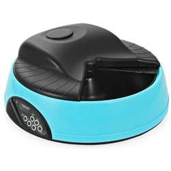 Petwant Автоматическая кормушка для кошек и собак на 4 кормления с емкостью для льда PF-05B