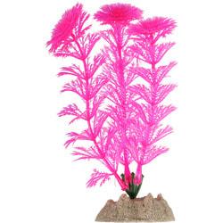GloFish Растение S, розовое