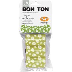 United Pets Пакеты Refill для набора BON TON 3 рулона по 10 пакетов