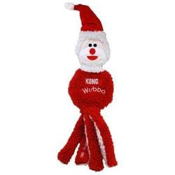 Kong Holiday игрушка для собак Вубба Санта
