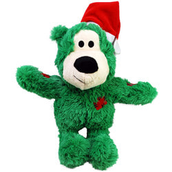 Kong Holiday игрушка для собак Wild Knots Мишка, в ассортименте