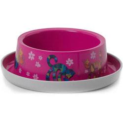 Moderna Friends Forever миска пластиковая нескользящая ярко-розовая