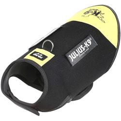 JULIUS-K9 Жилет для собак Neoprene IDC®, черно-желтый