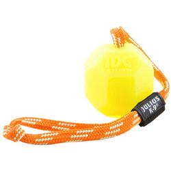JULIUS-K9 Игрушка для собак Мяч с ручкой, флуоресцентный, силикон
