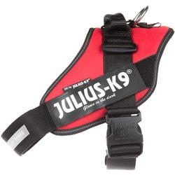 JULIUS-K9 Шлейка для собак IDC®-Powerharness, красный