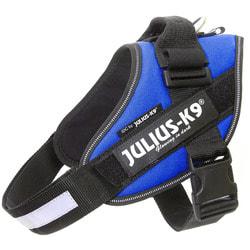 JULIUS-K9 Шлейка для собак IDC®-Powerharness, синий