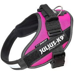 JULIUS-K9 Шлейка для собак IDC®-Powerharness, темно-розовый