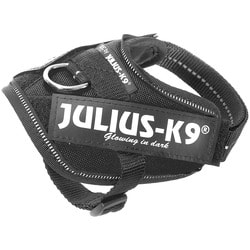 JULIUS-K9 Шлейка для собак IDC®-Powerharness Baby, черный