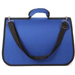 PerseiLine Сумка-переноска Хард одноцветная синяя