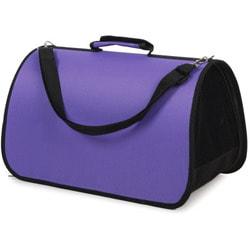 PerseiLine Сумка-переноска Хард одноцветная фиолетовая