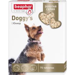 BEAPHAR Золотая серия Витамины для щенков Doggy's junior