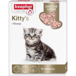 BEAPHAR Золотая серия Kitty's junior