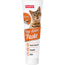 BEAPHAR Duo-Active Paste For Cats - Поливитаминная паста двойного действия