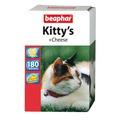 BEAPHAR Kitty's + Cheese - витамины в виде лакомства с сыром для кошек
