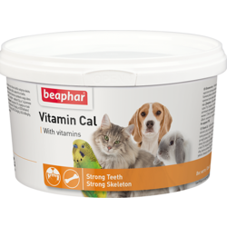 BEAPHAR Vitamin Cal - Витаминно-минеральная пищевая добавка