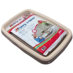 SAVIC Туалет для щенков с пеленкой Puppy Trainer