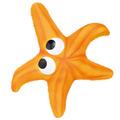 Trixie Игрушка Морская звезда 23см