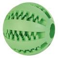 Trixie Игрушка для чистки зубов у собаки Мяч бейсбольный DENTAfun