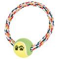 Trixie Игрушка для собак Грейфер круглый с мячом