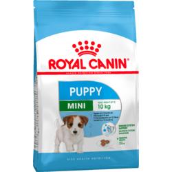 Сухой корм Royal Canin Puppy Mini для щенков мелких пород