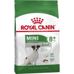 Сухой корм Royal Canin Mini Adult 8+ для мини собак с 8 лет до 12 лет