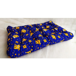 Бобровый дворик Матрас для собак уДачный Синие кошки