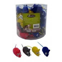 Papillon Игрушка для кошек вельветовая Мышка-норушка