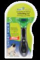 Furminator Short Hair Small Dog для короткошерстных собак мелких пород 4,5 см