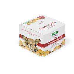 TiTBiT Печенье для собак Круассаны с говядиной