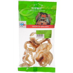 TiTBiT Ракушки говяжьи - мягкая упаковка
