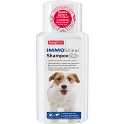 BEAPHAR Шампунь IMMO Shield Shampoo от паразитов для собак