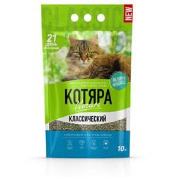 Наполнитель Котяра Комкующийся для кошек