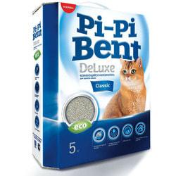 Наполнитель Pi-Pi Bent DeLuxe Classic для кошек комкующийся