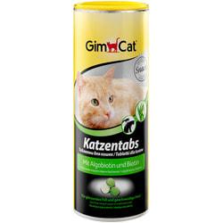 GimCat Витамины Табс с морскими водорослями и биотином для кошек